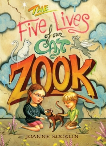 Five Lives of Our Cat Zook