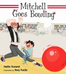 Mitchell Goes Bowling cover