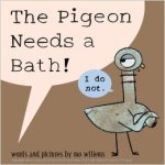 pigeon needs a bath
