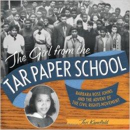 girl from tar paper school