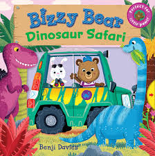 Bizzy Bear Dino