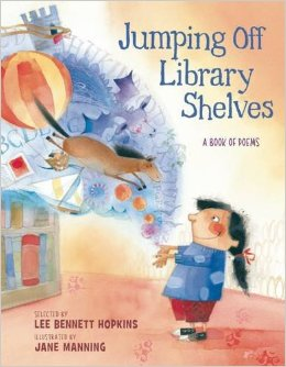 Jumping Off Library Shelves