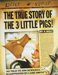 True Story Three Pigs