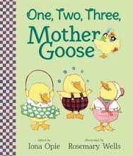 1 2 3 Mother Goose